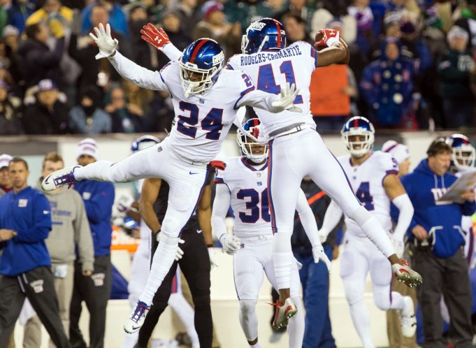 An Improved Eli Apple Would Make the Giants' Secondary Unstoppable