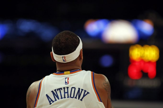 New York Knicks Remain Devoted to Carmelo-Rockets Trade (Report) 1