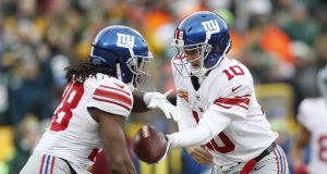 New York Giants: Best, Worst And Realistic 2017 Outcomes For Paul Perkins 1