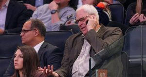 New York Knicks: Phil Jackson Could Have Been Glen Sather for MSG's Court 1
