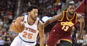New York Knicks: Derrick Rose, Cleveland Cavaliers Meeting on Monday (Report)