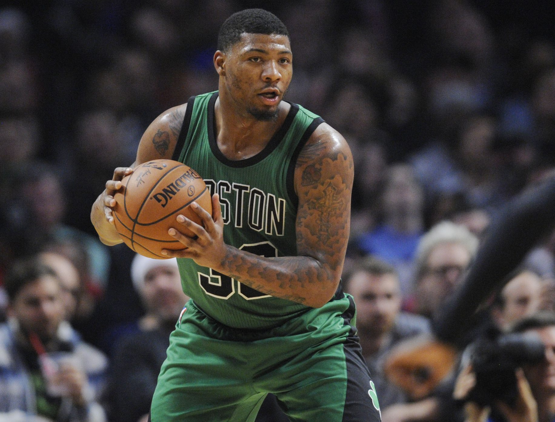 Boston is Shopping Marcus Smart to the New York Knicks (Report) 1