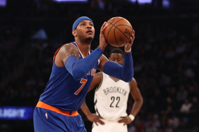 Knicks, Rockets Working On Four-Team Trades For Carmelo Anthony (Report)