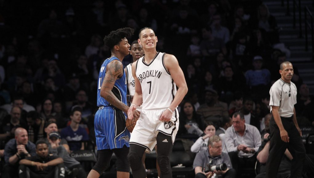 It's Unlikely, But Jeremy Lin Believes the Brooklyn Nets Are Playoff Bound