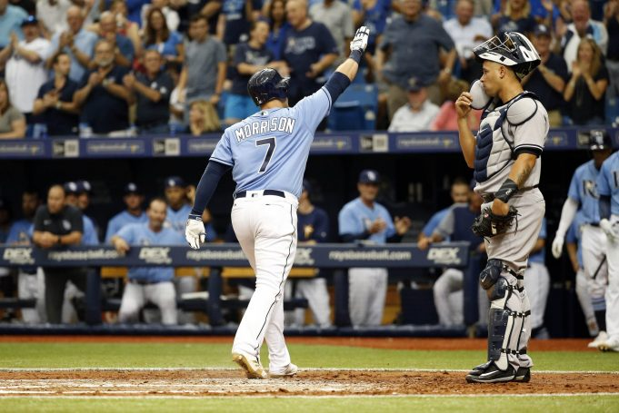 New York Yankees: LoMo's Comments Will Only Spark Gary Sanchez