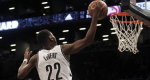 Caris LeVert, Archie Goodwin Dazzle In Thrashing of Pelicans