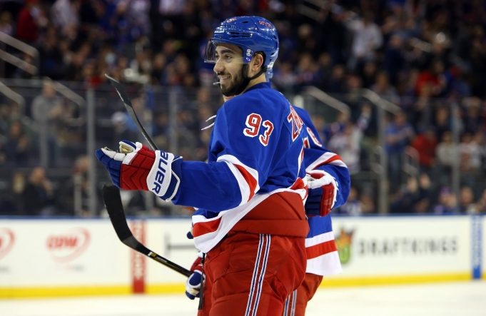 New York Rangers Re-Sign Mika Zibanejad to Long Term Deal