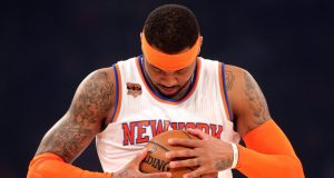Carmelo Anthony Not Interested in Playing For New York Knicks, Eyes Rockets