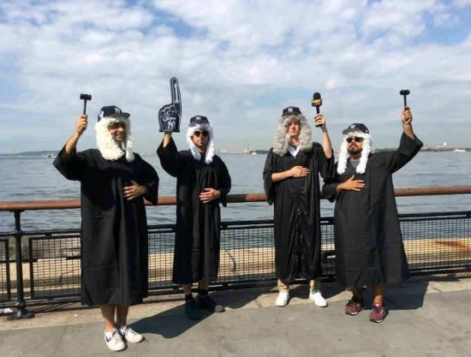 New York Yankees: First Annual JudgeCon Is On In NYC