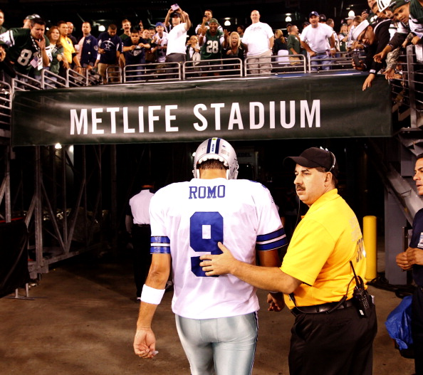 New York Jets: Tony Romo Passed On A Ride On QB Carousel