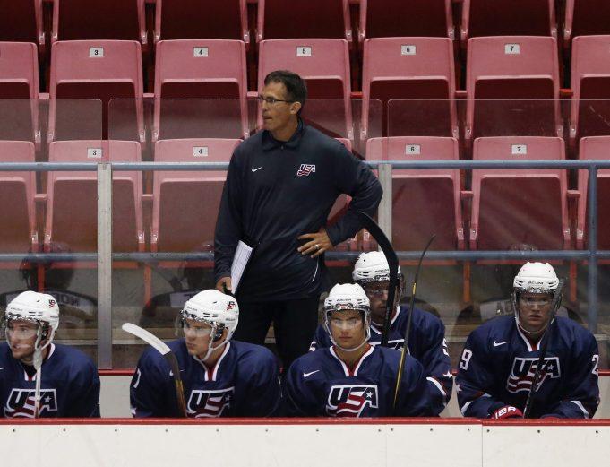 Former New York Rangers Forward Tony Granato Named Team USA Head Coach
