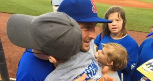 Tim Tebow Proves his Ongoing Magic By Greeting, Hitting HR for Autistic Fan (Video) 2