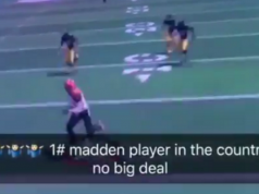 'Madden NFL 17' Player Scores Most Ridiculous, Obnoxious Touchdown of All-Time (Video)