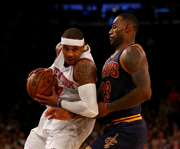 New York Knicks News Mix, 8/1/17: Carmelo Anthony Not Interested In Cavs