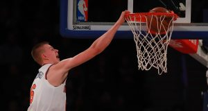 Kristaps Porzingis and New York: 'For Me, It's Now Home'