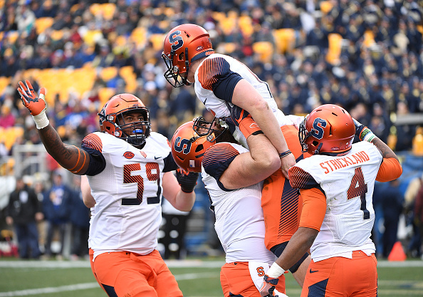 Syracuse Football: Offensive Lineman Down, New Competition Begins