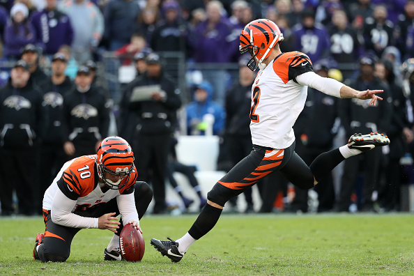 New York Giants Sign Former Jets Kicker Mike Nugent