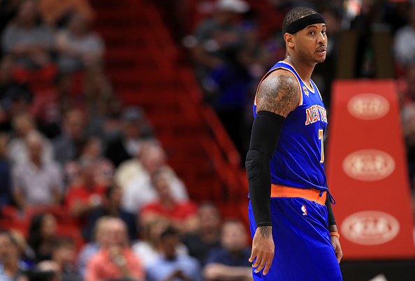 New York Knicks: It's Time to End the Carmelo Anthony Sweepstakes 2