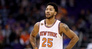 Derrick Rose Cannot be Blamed for Passing on Mentor Role for Frank Ntilikina 2