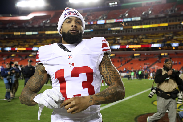 New York Giants Holding Off On Extensions for Odell Beckham Jr., Others 2