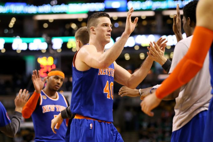 New York Knicks Still In Touch With Marshall Plumlee (Report)