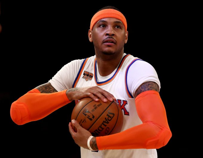 4 Potential Carmelo Anthony Lineups With the Houston Rockets