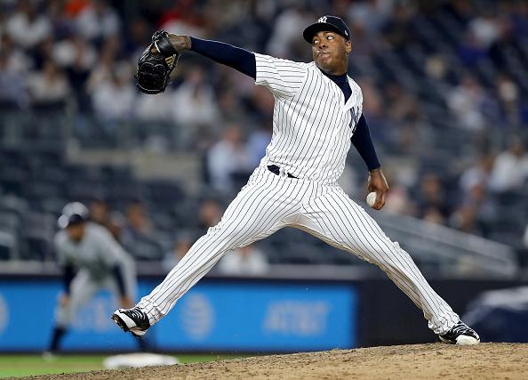 New York Yankees: Team Prankster Gets Pranked By Aroldis Chapman