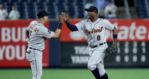 New York Yankees' Thunder-less Bats Lead to Loss In Soggy Detroit Finale (Highlights)