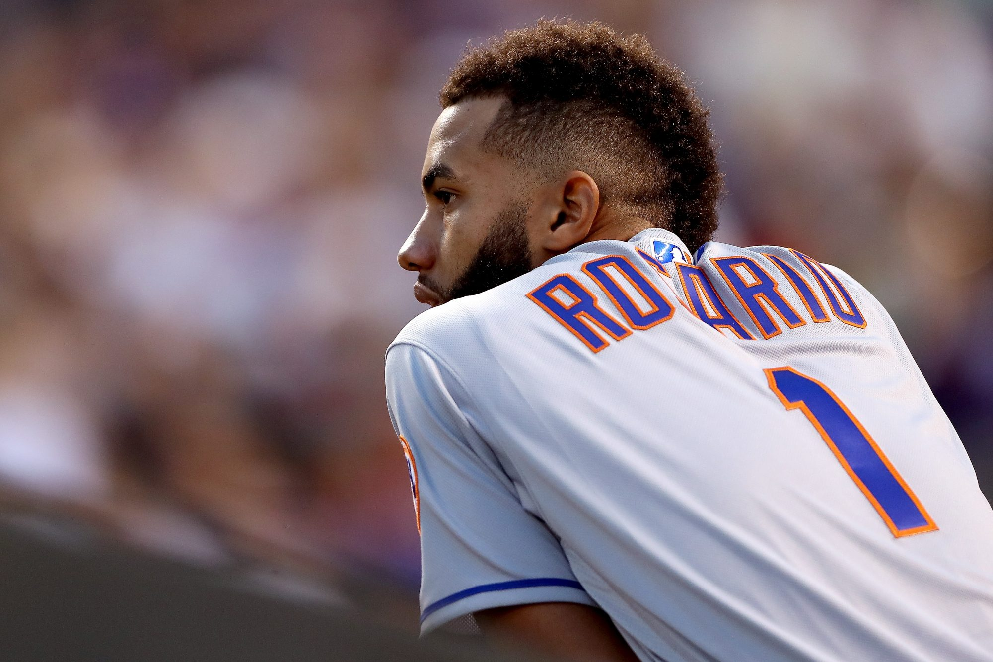 Amed Rosario New York Mets
