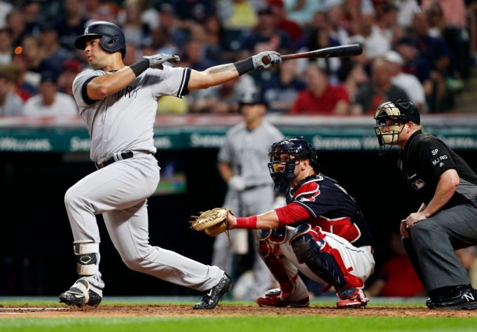 New York Yankees Media Hype Plays Gigantic Role In Gary Sanchez's Regression 1