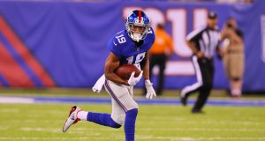 New York Giants: Travis Rudolph Makes Most Of His Opportunity