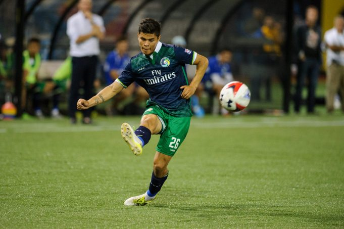 Schwartz on Sports Podcast: New York Cosmos' Eric Calvillo Talks Soccer (Audio) 2