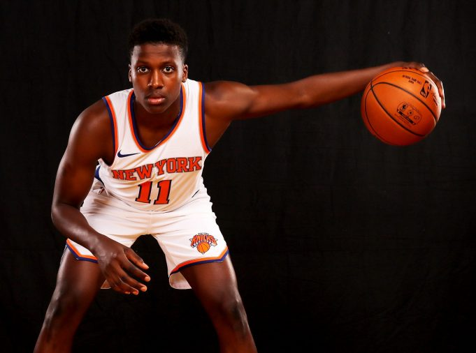 Knicks: Frank Ntilikina, Willy Hernangomez Happy With NBA 2K Player Ratings