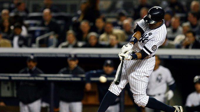 New York Yankees Curtis Granderson