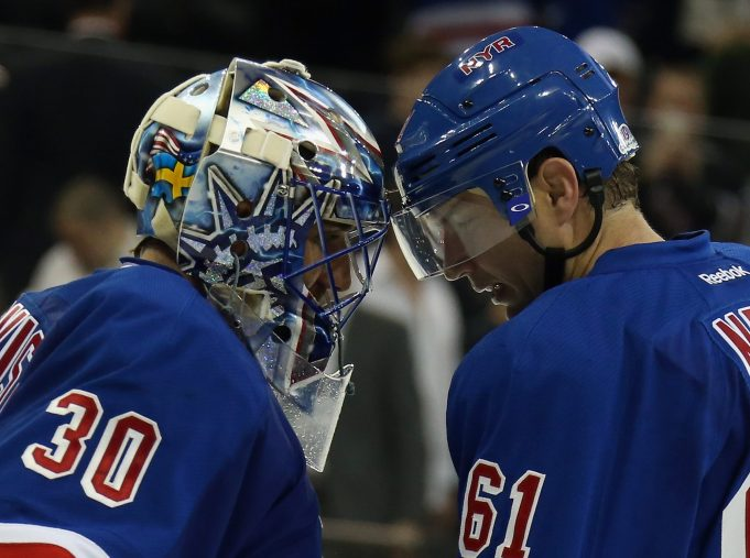 New York Rangers: Lundqvist, Nash Among Best Players to Not Win Stanley Cup