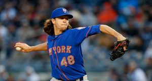 Subway Series Promises Intrigue with deGrom/Gray Matchup