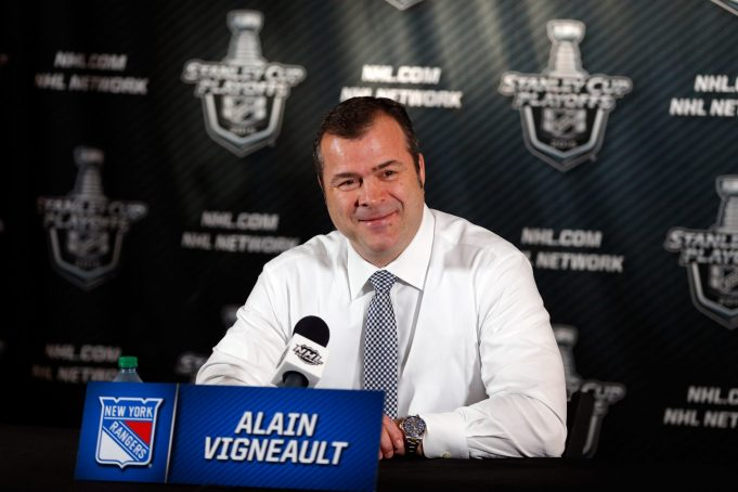 New York Rangers: Can Alain Vigneault and Lindy Ruff Properly Coexist? 1