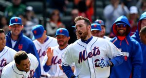 New York Mets Amazin' News 8/8/17: Alonso and Oswalt Receive Awards, Ike Davis Pitching?