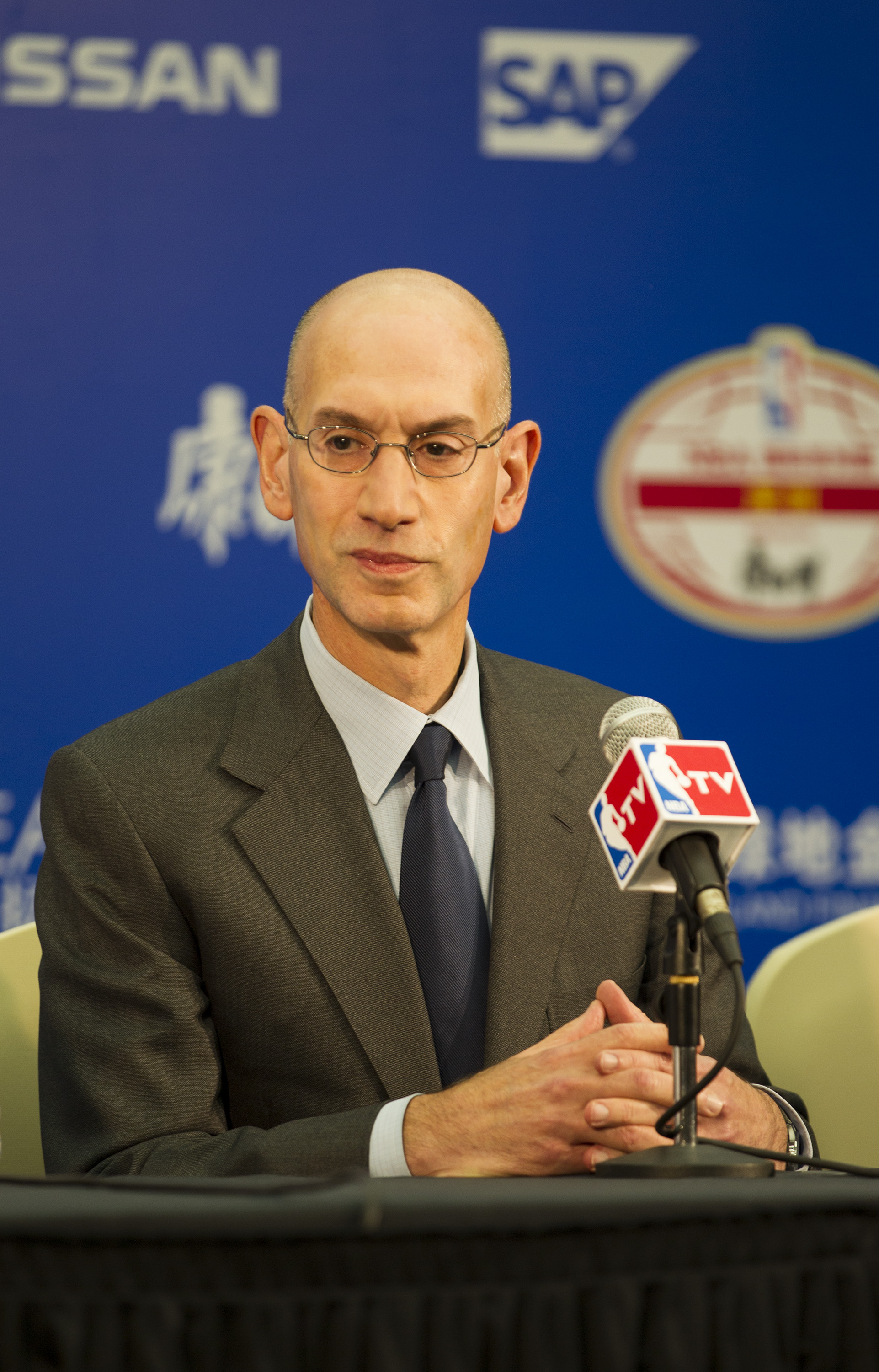 The Internationalization of the NBA Continues: Adam Silver Says Hola to Mexico City, Hello to London