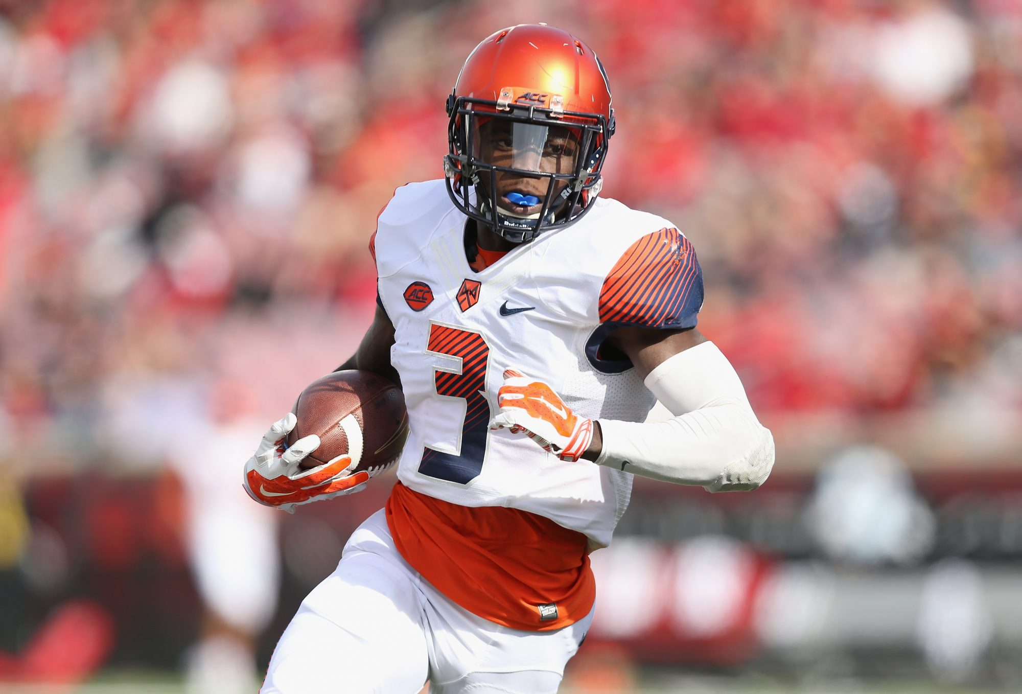 ESNY Video: Heart, Not Size, Powers Shifty Syracuse WR Ervin Phillips 2
