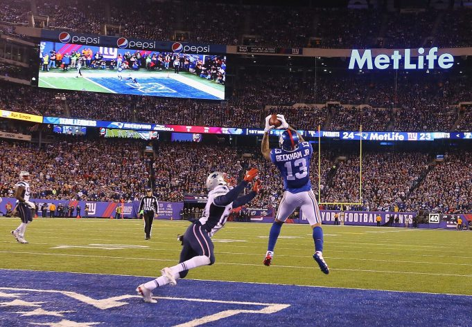 How Good Can the New York Giants Duo of Odell Beckham Jr. and Brandon Marshall Be? 2
