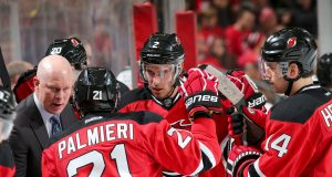 With Zajac out, John Hynes Must Prove Himself as Leader to young New Jersey Devils Stars