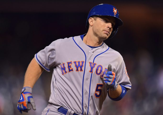 New York Mets Amazin' News 8/23/17: David Wright Plays, Kevin McGowan Debuts 2