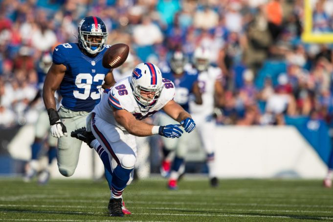 B.J. Goodson: The Man in the Middle of New York Giants Defense