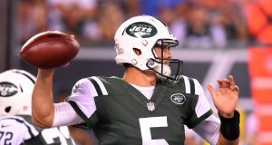 New York Jets: Christian Hackenberg's Development Still Hinges on a Shaky O-Line 1
