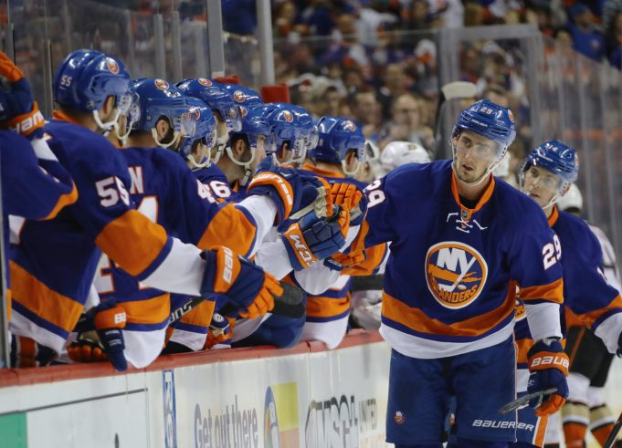 New York Islanders' Brock Nelson Enters Decisive Year