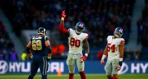 Dynamic New York Giants Duo Already Teasing Midseason Form