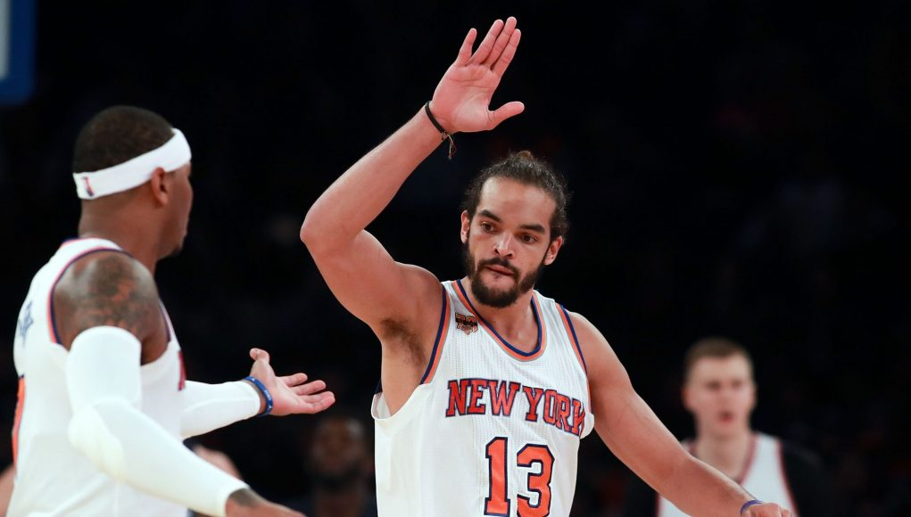 New York Knicks: Joakim Noah Has Nothing to Lose in Year 2 2