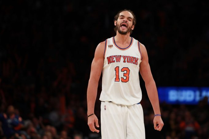 Knicks' Joakim Noah Opens Up About the Worst Season of His Career