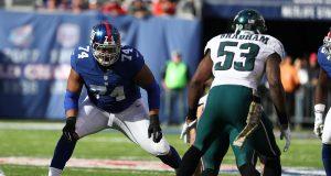 New York Giants Big Blue Bylines, 8/21/17: Ereck Flowers Determined to Avoid 'Weak Link' Label